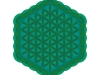flower-of-metatron-amazone-blue-green-lagune