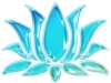 lotus-flower-emerald-blue-fascination