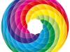 venusblume-torus-rainbow-colors