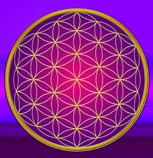 Blume des Lebens Sphere